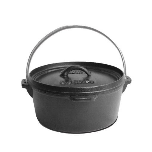 Afritrail Flat Potjie No3