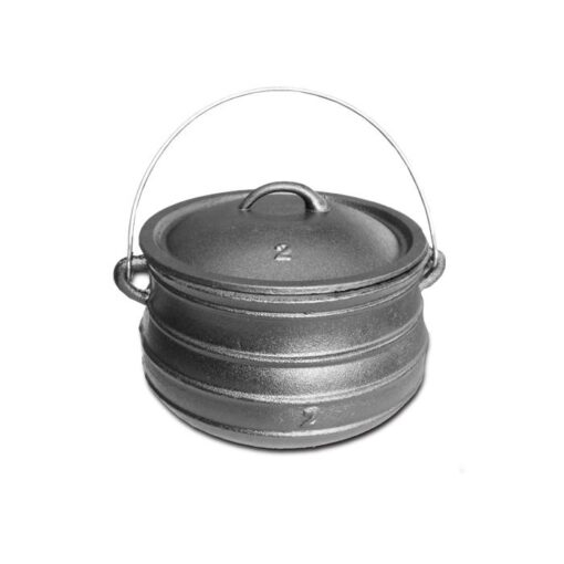 Afritrail Flat Potjie No2