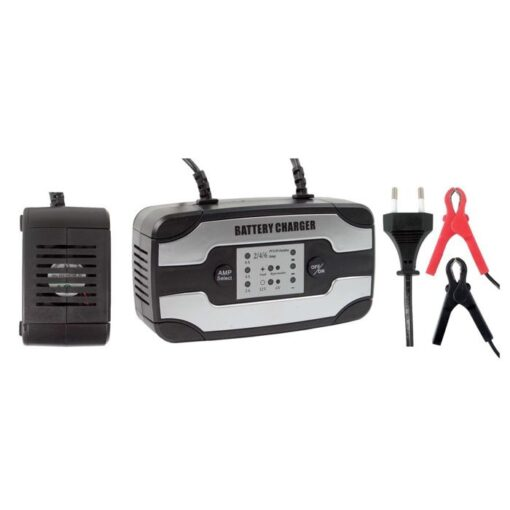 Auto Battery Charger 6/12V 2/4/6A