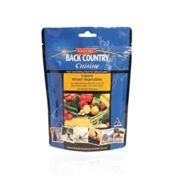 BACK COUNTRY INSTANT MIXED VEGETABLES 5-SERVE