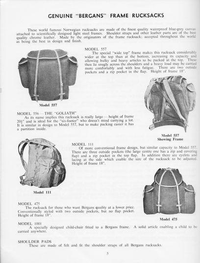 Camp And Climb Catalogue