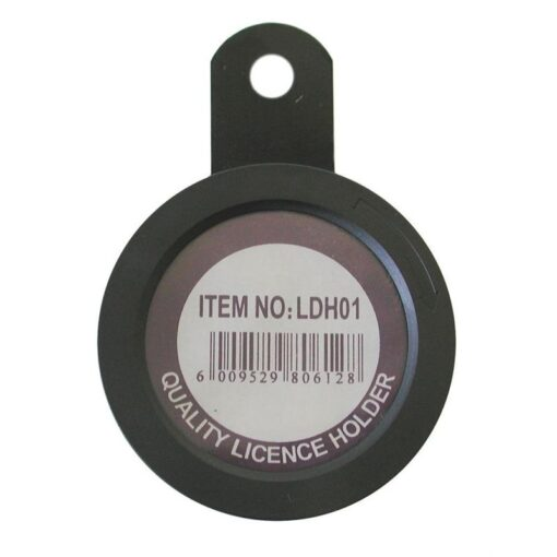 Carco Plastic Licence Disc Holder