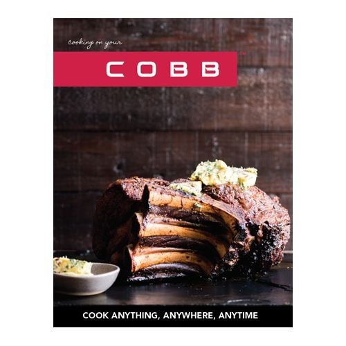 COBB COOKING ON THE COBB RECIPE BOOK