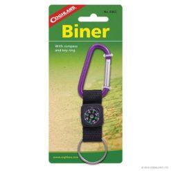 Coghlans Biner W Compass + Keyring