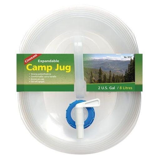 Coghlans Expandable Camp Jug