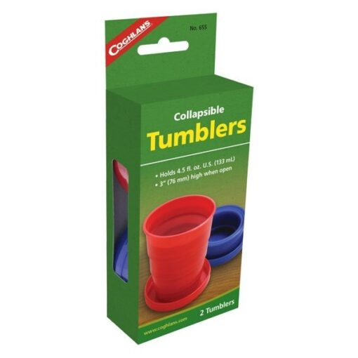 Coghlans Collapsible Tumblers
