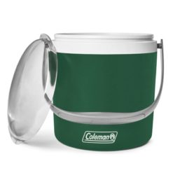 Coleman Party Circle Cooler Green