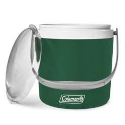 Coleman Party Circle Cooler Green
