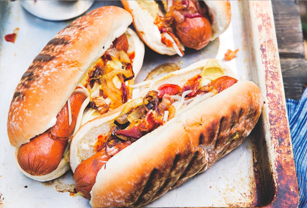 hotdog recipe for camping