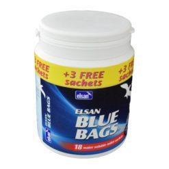 Elsan Blue Bags Toilet Sachets
