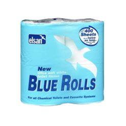 Elsan Blue Rolls Toilet Paper