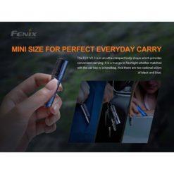 Fenix E01 V2.0 Flashlight