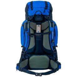 Highlander Expedition 65L Backpack Blue