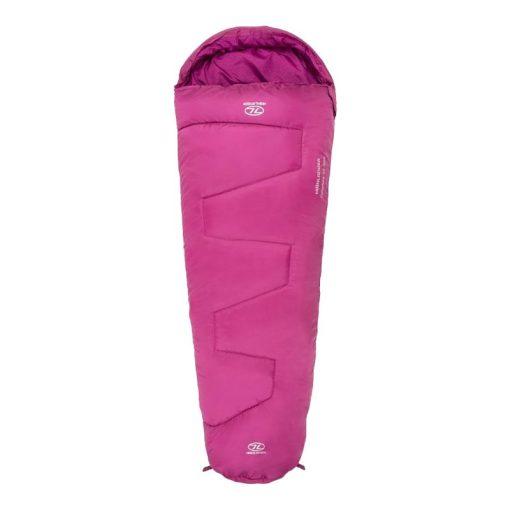 Highlander Sleepline Mummy Junior Pink