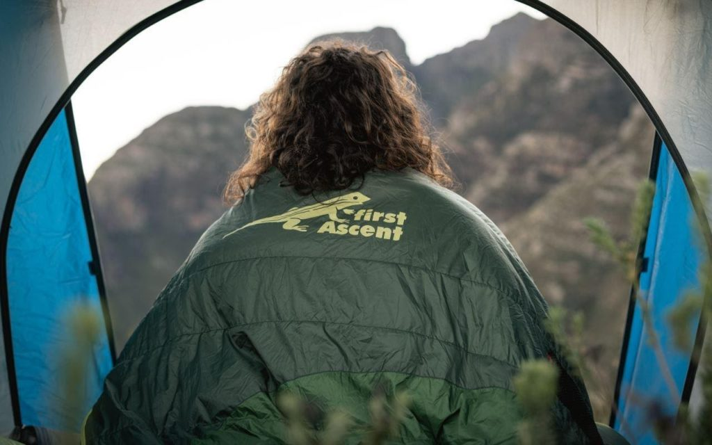 First Ascent sleeping bags