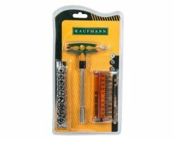 Kaufmann T-handle Toolkit 22pc