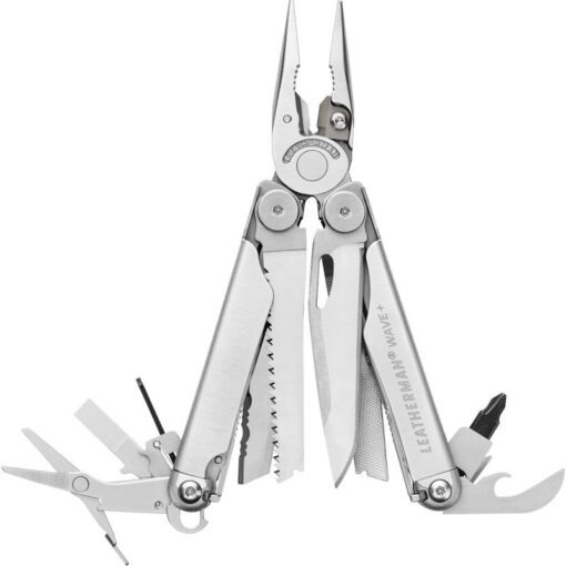 Leatherman Wave Plus multi-tool|