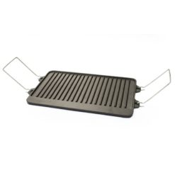 Lk's Reversible Cast Iron Griddle