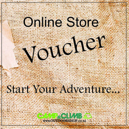 Camp And Climb Voucher