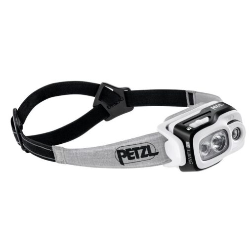 Petzl Swift RL Headlamp Black