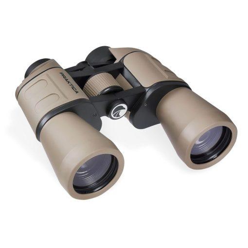 Praktica Falcon 10x50 Binoculars Sand