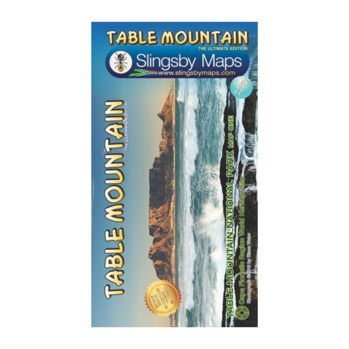 Slingsby Table Mountain Walking Map 15