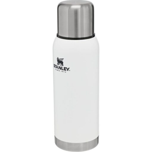Stanley Adventure Flask 1L White