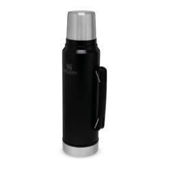 Stanley Classic 1l Flask Black