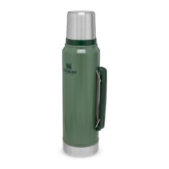 Stanley Classic Flask 1l Green