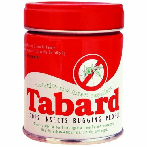 Tabard Citronella candle 120g