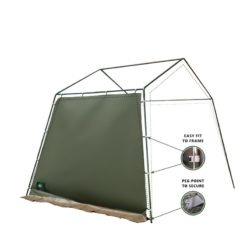 Tentco Junior Gazebo Side Wall Solid