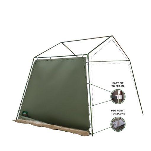 Tentco Junior Gazebo Side Wall Solid