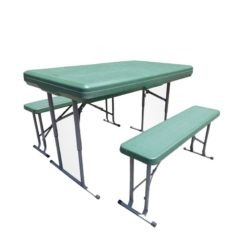 Tentco Picnic Table and Benches