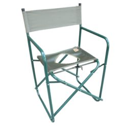 Tentco Deluxe Toilet Chair