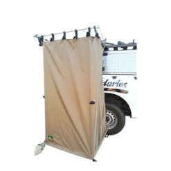 Tentco Vehicle Shower