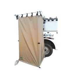 Tentco Vehicle Shower