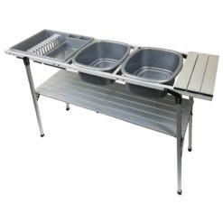 Tentco Doube Dish Washing Stand
