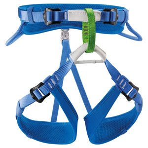 Petzl Macchu Harness Blue