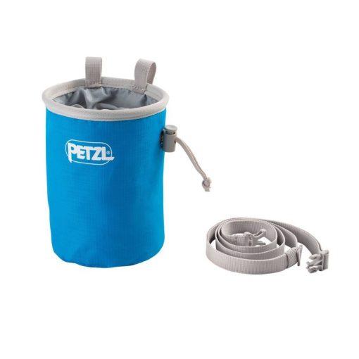 Petzl Bandi Chalk Bag Methyl Blue