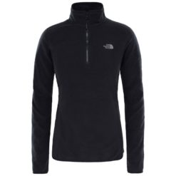 The North Face W Glacier Pullover Black