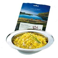 Trek n Eat Chicken in Curried Rice