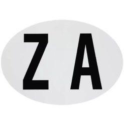 ZA Vehicle Sticker